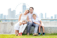 Singapore family photography