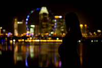 Singapore maternity photography